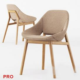 GRACE ENNE Chair C19 3d model Download  Buy 3dbrute