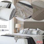 Zara Home Linen Col  Bed b105
