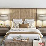 Chair and sofa company luxury  Bed b122