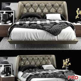 Bed b178 3d model Download  Buy 3dbrute