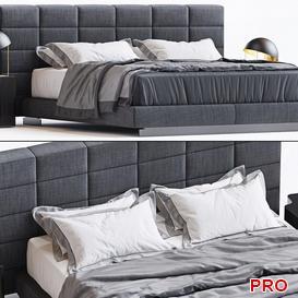 Bed b188 3d model Download  Buy 3dbrute
