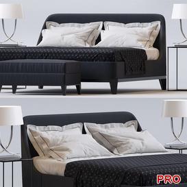 Bed b190 3d model Download  Buy 3dbrute