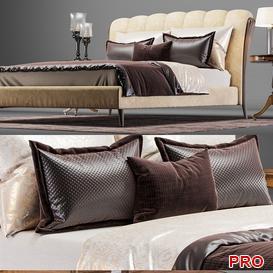 ikarus Bed b192 3d model Download  Buy 3dbrute