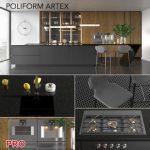 Poliform Artex kitchen P37