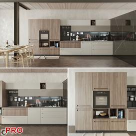 kitchen P38 3d model Download  Buy 3dbrute
