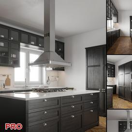 SOUL kitchen P30 3d model Download  Buy 3dbrute