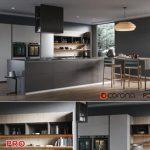 Pedini kitchen P45