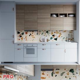 ikea metod  kitchen P35 3d model Download  Buy 3dbrute