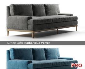 Sofa P37 3d model Download  Buy 3dbrute