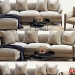 Beaumont sofa and siena occasional chair Sofa P110