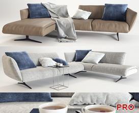 Bundle Sofa P153 3d model Download  Buy 3dbrute