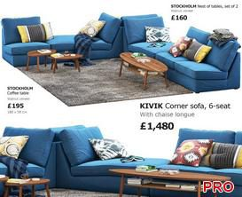3dmitruk kivik 6 Sofa P170 3d model Download  Buy 3dbrute