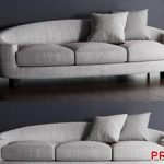 Baker ELLIPSE Sofa P174