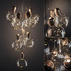 FANCYLIGHTING LED Bulb LT 3d model Download  Buy 3dbrute