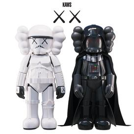 KAWS Stormtrooper Darth Vader LT 3d model Download  Buy 3dbrute