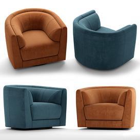 Chair fendi casa conrad 3d model Download  Buy 3dbrute