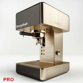 coffee machine 3d model Download  Buy 3dbrute
