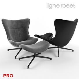 AMY  Ligne roset 3d model Download  Buy 3dbrute