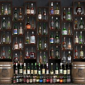 BarrWithAlcohol 28 3d model Download  Buy 3dbrute