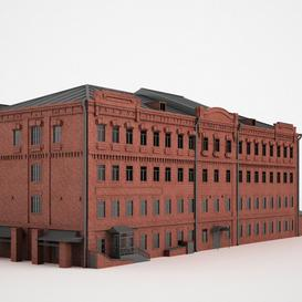 Building 87 3d model Download  Buy 3dbrute