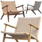 CH25 Lounge Chair 4 colors