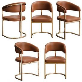 Chair By Turri 3d model Download  Buy 3dbrute