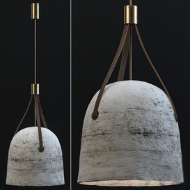 Concrete Lamp 3d model Download  Buy 3dbrute