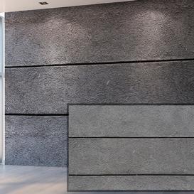 concrete wall 3d model Download  Buy 3dbrute