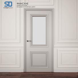 Classic doors 3d model Download  Buy 3dbrute