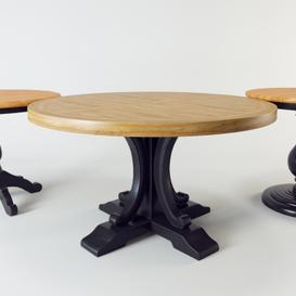 Full House tables 3d model Download  Buy 3dbrute