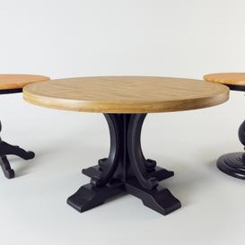 Full House tables 3d model Download  Buy 3dbrute