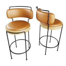 Gustavo Bittencourt chair 2 3d model Download  Buy 3dbrute