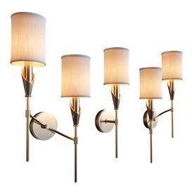 Hudson Valley Lighting Tate Wall Light 3d model Download  Buy 3dbrute
