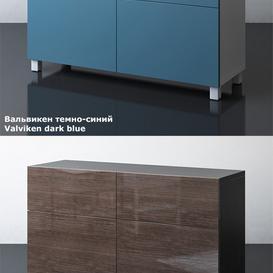 IKEA BESTA 3d model Download  Buy 3dbrute