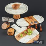 Kitchen Decorative set 02