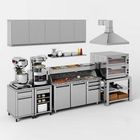 pizza maker 3d model Download  Buy 3dbrute