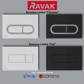 Ravak Uni Chrome 3d model Download  Buy 3dbrute