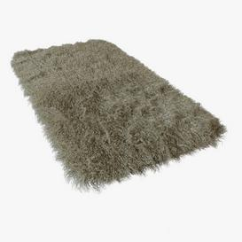 Tibetan sheepskin olive 3d model Download  Buy 3dbrute