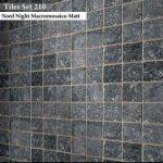 Tiles set 210