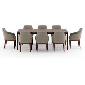 Tosconova Mia chair Club table 3d model Download  Buy 3dbrute