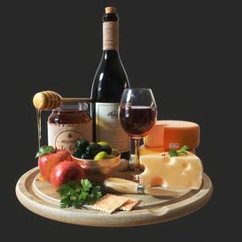 More Wine 3d model Download  Buy 3dbrute