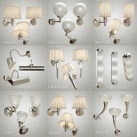Devon   Devon   Sconces PART 1 3d model Download  Buy 3dbrute