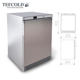 Refrigerated Tefcold   UR200S LT 3d model Download  Buy 3dbrute