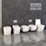 TOTO Jewelhex 3d model Download  Buy 3dbrute