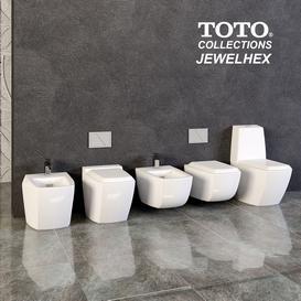 TOTO Jewelhex 3d model Download  Buy 3dbrute