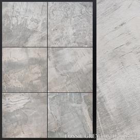 ABK Fossil Grey Light 500x500 3d model Download  Buy 3dbrute