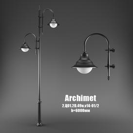 Archimet V14 3d model Download  Buy 3dbrute