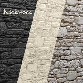Brickwork 3d model Download  Buy 3dbrute