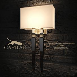 Capital Collection by Atmosphera KORP A 3d model Download  Buy 3dbrute