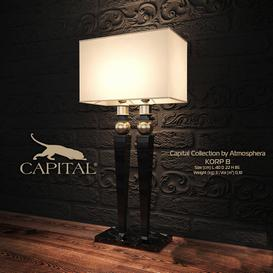 Capital Collection by Atmosphera KORP B 3d model Download  Buy 3dbrute